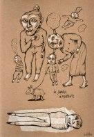 encre sur carton 30x22 2015